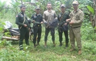#snared #Snared Cardamom Protection Wildlife Alliance Rangers Snares 26 1 320x202