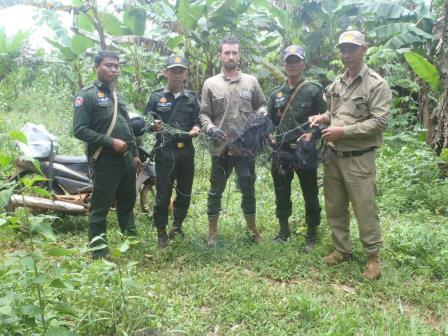 cardamom forest Cardamom Protection Cardamom Protection Wildlife Alliance Rangers Snares 26 1