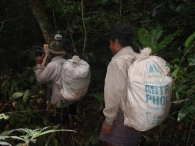 community rangers CAPU Community Rangers on Patrol 400x300