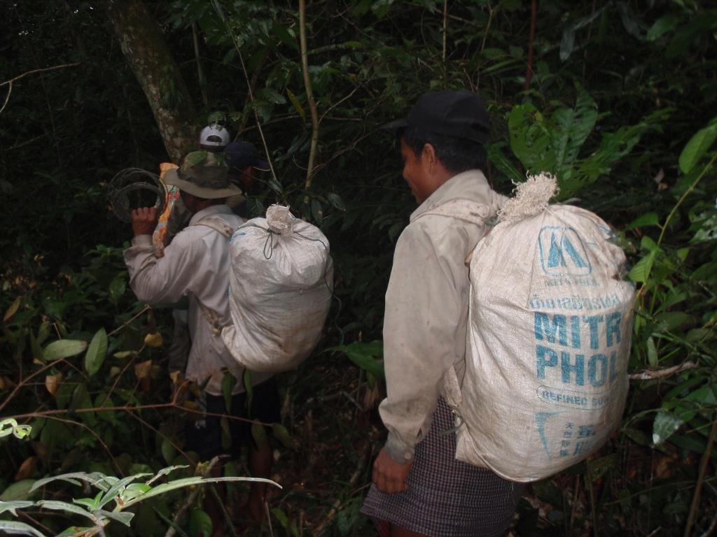 community rangers CAPU Community Rangers on Patrol