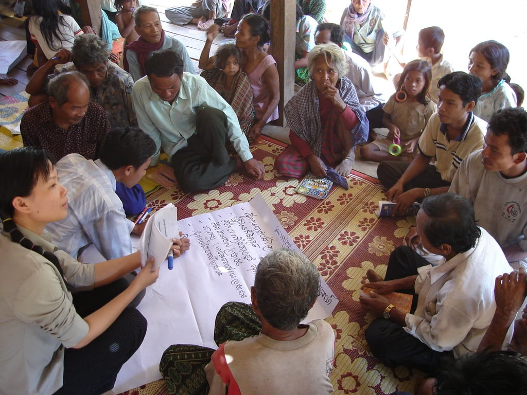 communities Communities and forests protection Communityes Cambodia Forest Protection