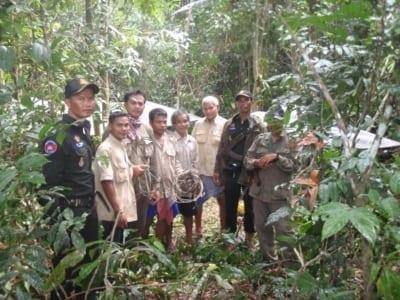 community rangers CAPU community RAngers Chi Phat 400x300