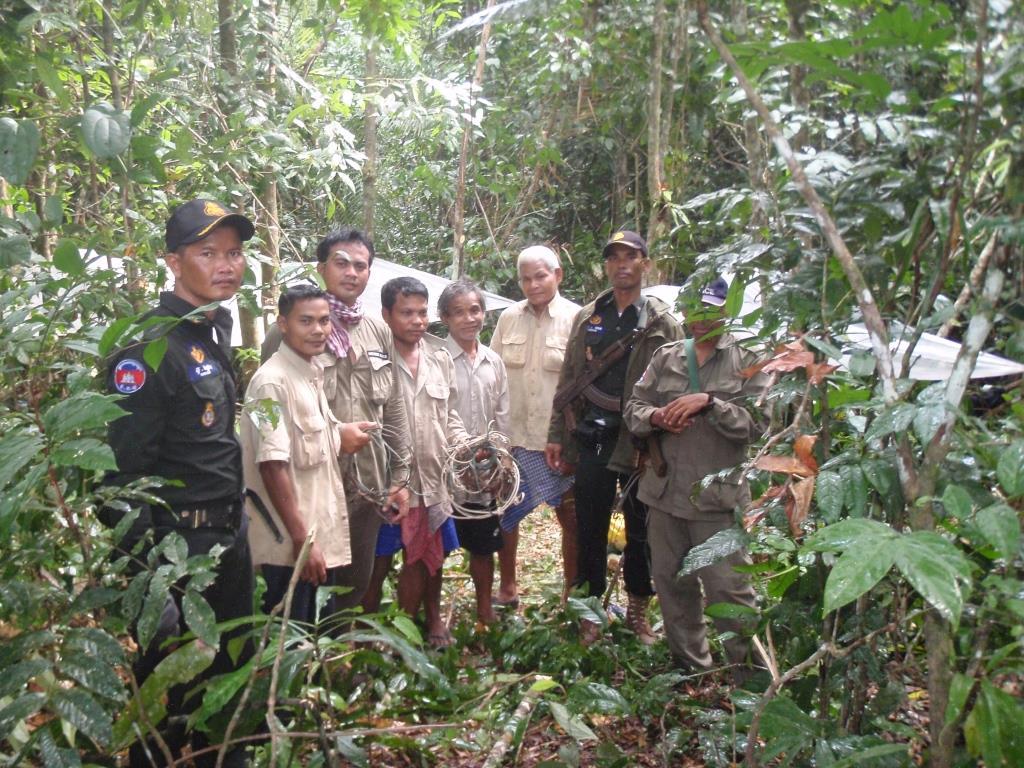 community rangers CAPU community RAngers Chi Phat