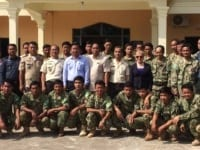 Training workshop on Law Enforcement and Building Cases of Natural Resources offenses in Koh Kong Training workshop on Law Enforcement and Building Cases of Natural Resources offenses in Koh Kong The opening ceremony for the training workshop on Law Enforcement and Building Cases of Natural Resources offenses im Koh Kong 2 200x150