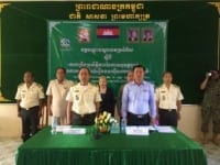 Training workshop on Law Enforcement and Building Cases of Natural Resources offenses in Koh Kong Training workshop on Law Enforcement and Building Cases of Natural Resources offenses in Koh Kong The opening ceremony for the training workshop on Law Enforcement and Building Cases of Natural Resources offenses im Koh Kong 9 200x150