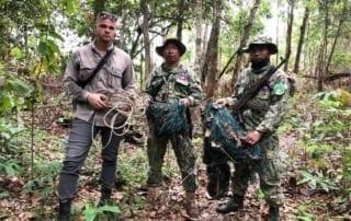 newsletter Newsletter Wildlife Alliance rangers 320x202