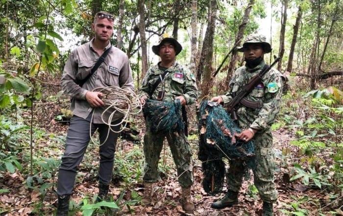 Sponsor a ranger station Wildlife Alliance rangers 700x441