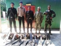chainsaws Hunting camps and chainsaws Cambodia chainsaws 200x150