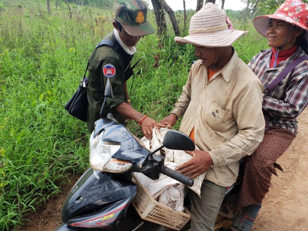 phnom tnout wildlife sanctuary wildlife alliance intervention updates Phnom Tnout Wildlife Sanctuary Wildlife Alliance intervention UPDATES May 11 2018 Phnom Tnout Wildlife Sanctuary 4