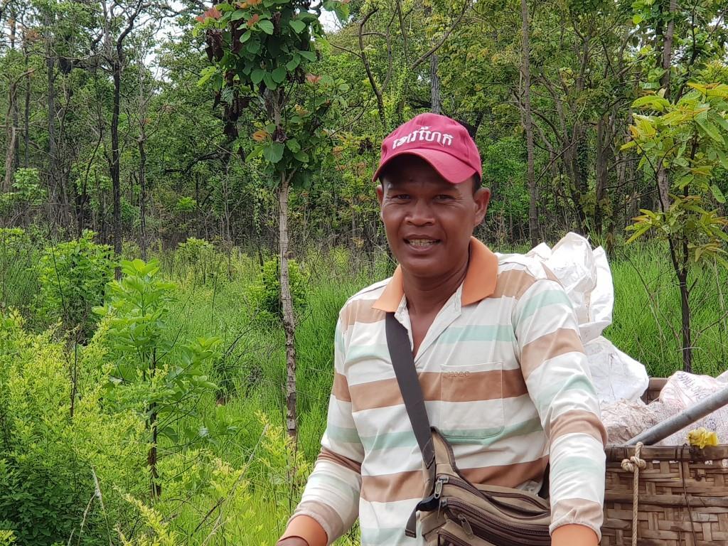 phnom tnout wildlife sanctuary wildlife alliance intervention updates Phnom Tnout Wildlife Sanctuary Wildlife Alliance intervention UPDATES May 12 2018 Phnom Tnout Wildlife Sanctuary illegal chainsaw 2