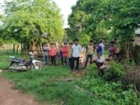 Phnom Tnout Wildlife Sanctuary Wildlife Alliance intervention UPDATES May 16 2018 Phnom Tnout Wildlife Sanctuary illegal hunting and logging 12 200x150