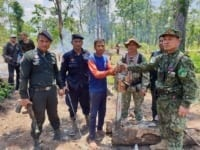 Phnom Tnout Wildlife Sanctuary Wildlife Alliance intervention UPDATES Phnom Tnout Wildlife Sanctuary intervention May 09 2018 7 200x150