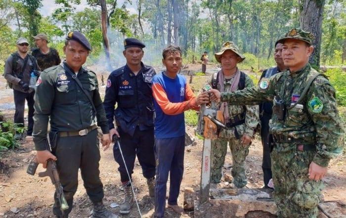 wildlife in cambodia Home Phnom Tnout Wildlife Sanctuary intervention May 09 2018 7 700x441