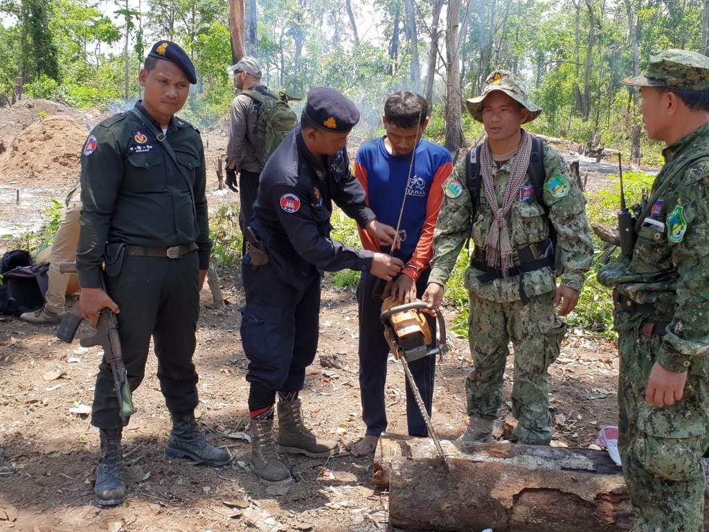 phnom tnout wildlife sanctuary wildlife alliance intervention updates Phnom Tnout Wildlife Sanctuary Wildlife Alliance intervention UPDATES Phnom Tnout Wildlife Sanctuary intervention May 09 2018 9