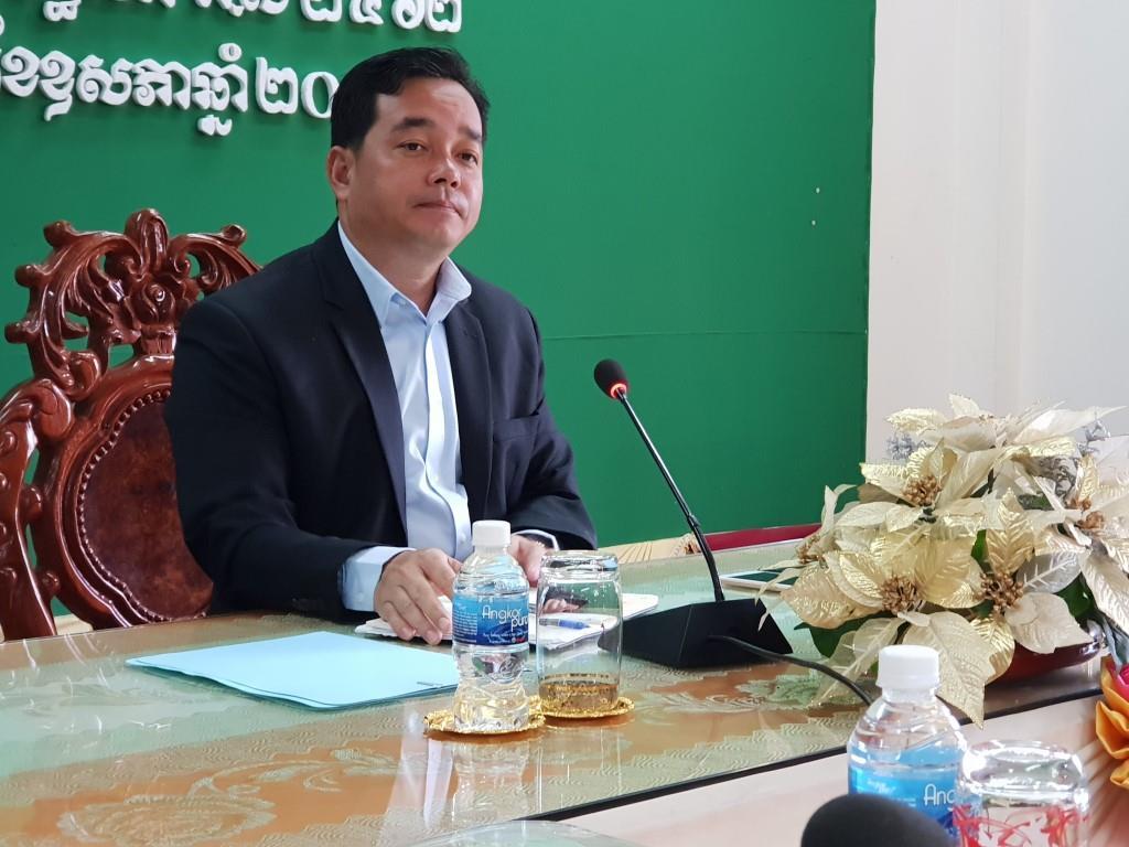 phnom tnout wildlife sanctuary wildlife alliance intervention updates Phnom Tnout Wildlife Sanctuary Wildlife Alliance intervention UPDATES Preah Vihear Provincial Governor H