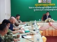 Phnom Tnout Wildlife Sanctuary Wildlife Alliance intervention UPDATES Preah Vihear Provincial authorities 5 200x150