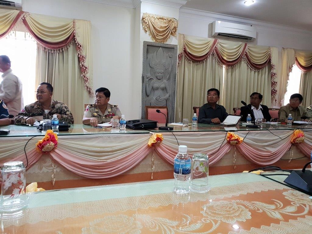 phnom tnout wildlife sanctuary wildlife alliance intervention updates Phnom Tnout Wildlife Sanctuary Wildlife Alliance intervention UPDATES Preah Vihear Provincial authorities 7