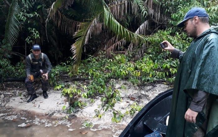 wildlife in cambodia Home Wildlife Alliance rangers release Wild animals 700x441