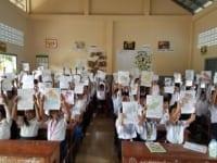 Wildlife Alliance's Mobile Environmental Educator in Phnom Prek Kouprey Express Team in Phnom Prek 4 200x150