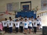 Wildlife Alliance's Mobile Environmental Educator in Phnom Prek Kouprey Express Team in Phnom Prek 6 200x150