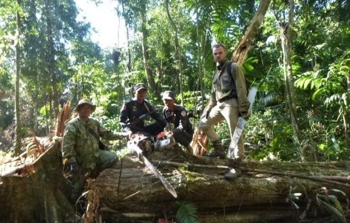 sponsor the siamese crocodile station Sponsor the Siamese Crocodile Station Save the last rainforest of the world 693x441