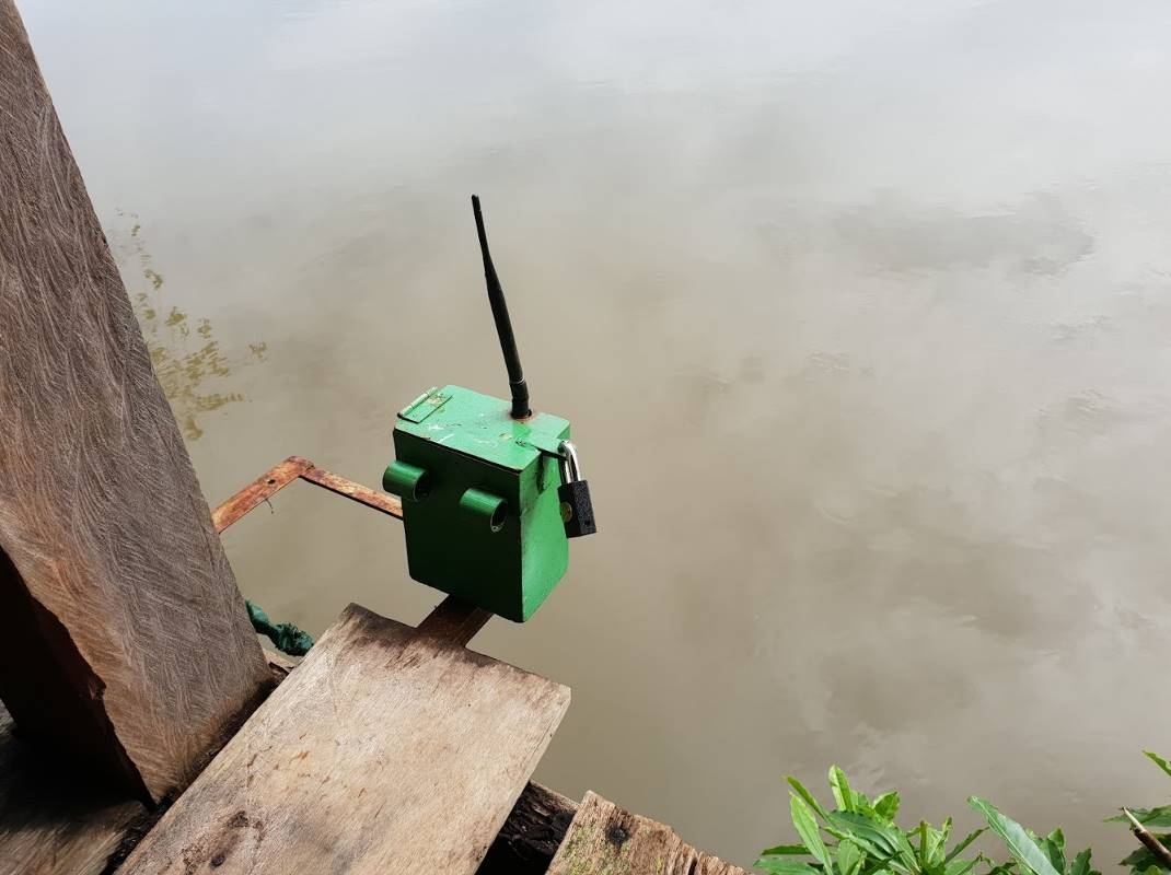 technology Technology is changing the nature of conservation Trail Camera river to monitor the traffic