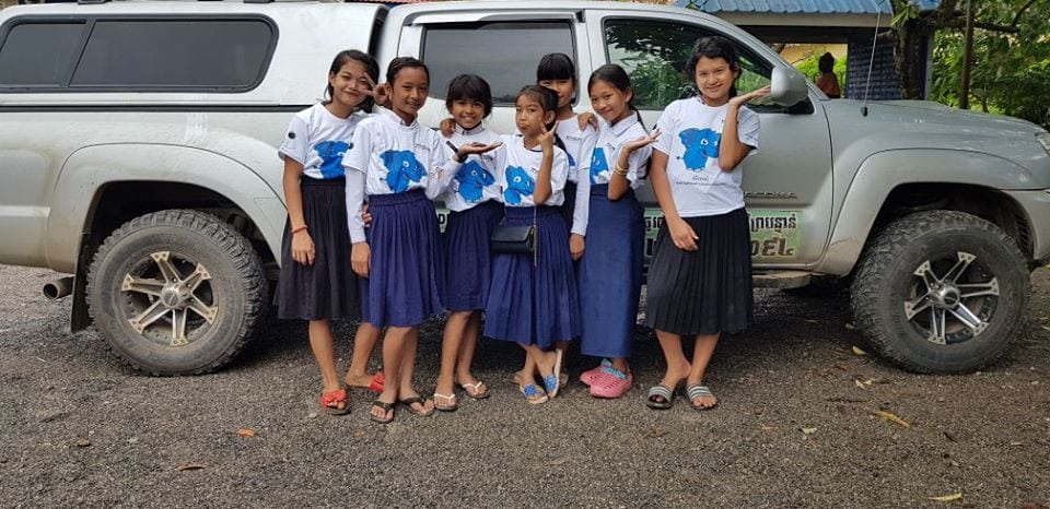 Wildlife Alliance's Mobile Environmental Educator in Phnom Prek Wildlife Alliance Mobile Environmental Educator 6