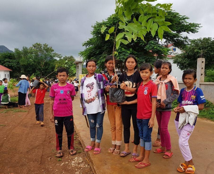 Wildlife Alliance's Mobile Environmental Educator in Phnom Prek Wildlife Alliance Mobile Environmental Educator 7