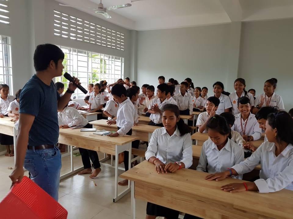 Wildlife Alliance's Mobile Environmental Educator in Phnom Prek Wildlife Alliance Mobile Environmental Educator 9