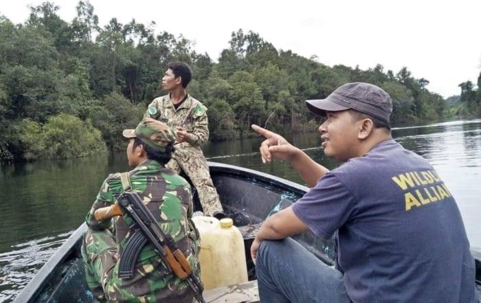 sponsor the asian elephant station Sponsor the Asian Elephant Station Wildlife Alliance rangers river patrol 700x441