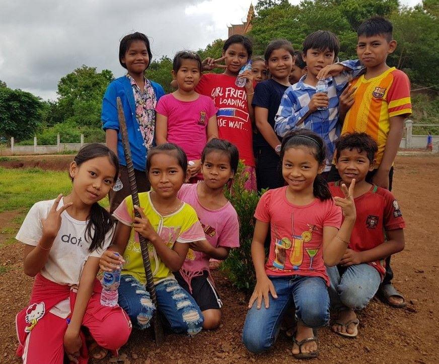 Wildlife Alliance's Mobile Environmental Educator in Phnom Prek environmental education Cambodia 2