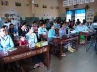 raised awareness Raising awareness of wildlife and habitat protection Cambodia Schools wildlife and habitat protection 200x150