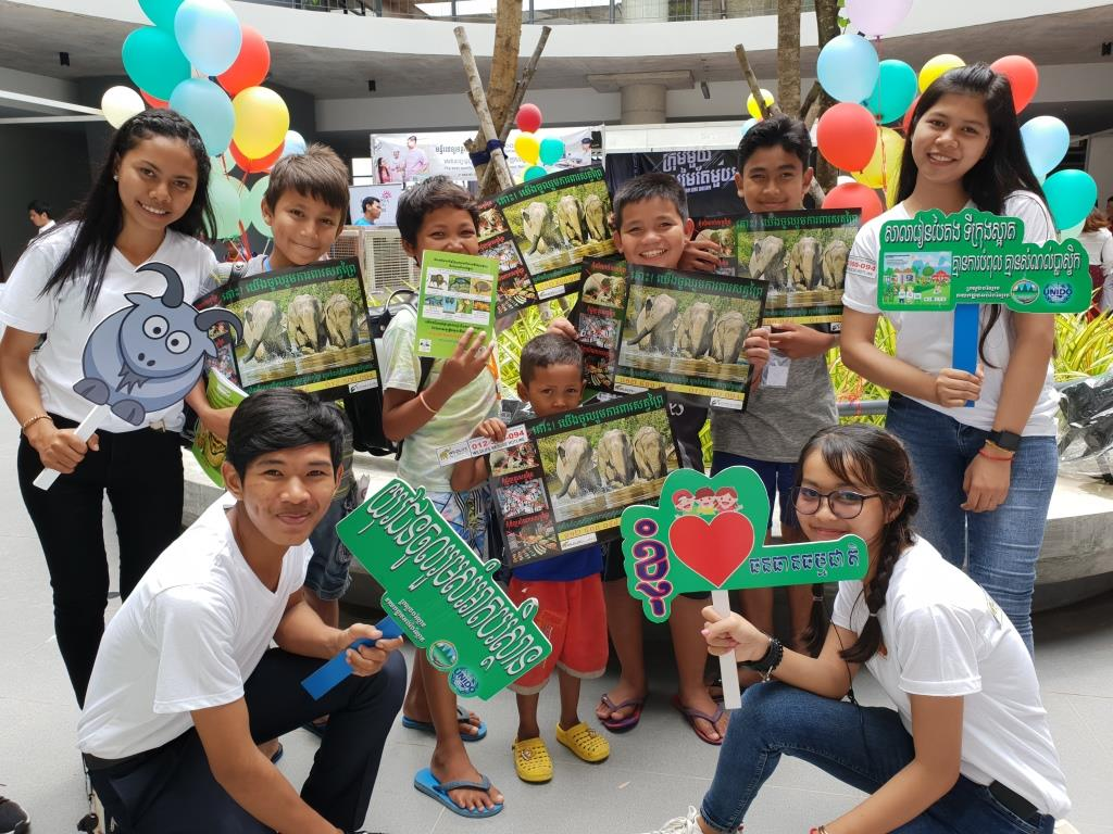 environment education Mobile Environment Education activities Empowering Youth in Cambodia 1