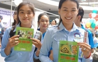 environment education Mobile Environment Education activities Youth Federation of Cambodia 1 1 320x202