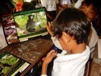 Environment Education activities – November 2018 Educated on wildlife and habitat Cambodia 200x150
