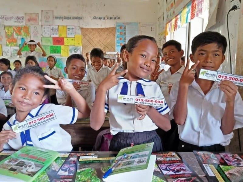 Environment Education activities – November 2018 Environment Education activities November 2018 800x600