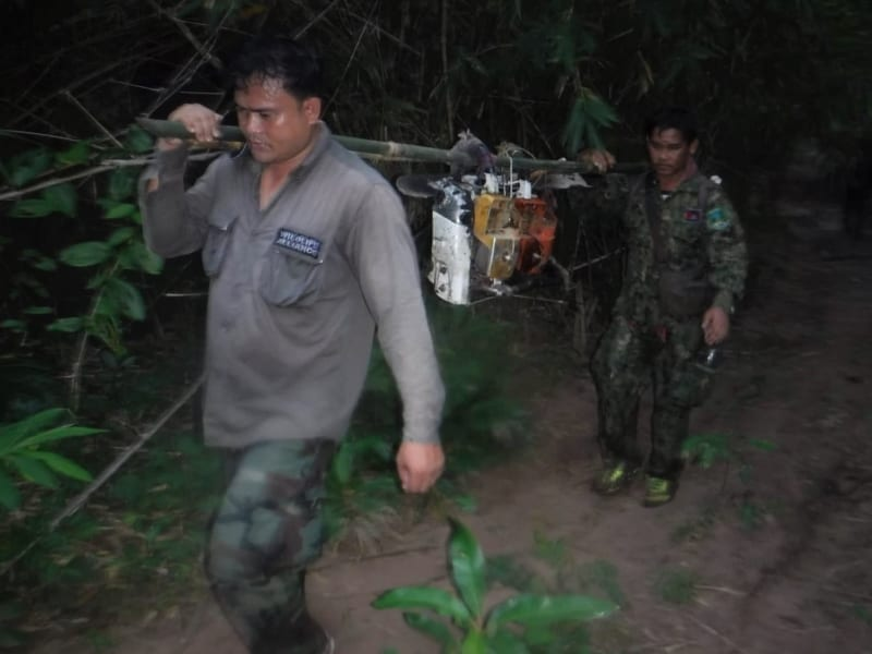 stihl Does STIHL know where their chainsaws are? Illegal logging in Cambodia 800x600