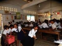Environment Education activities – November 2018 Pumin School Cambodia Education 200x150