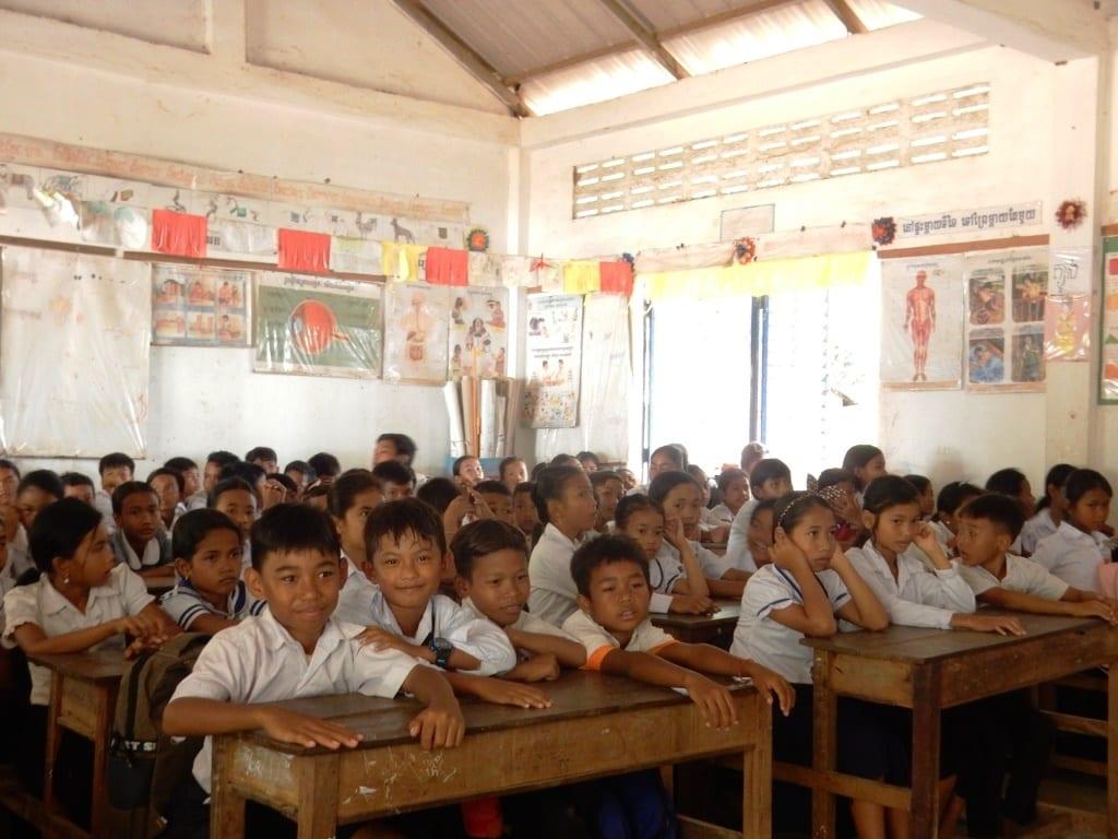 Environment Education activities – November 2018 Pumin School Environmental Education
