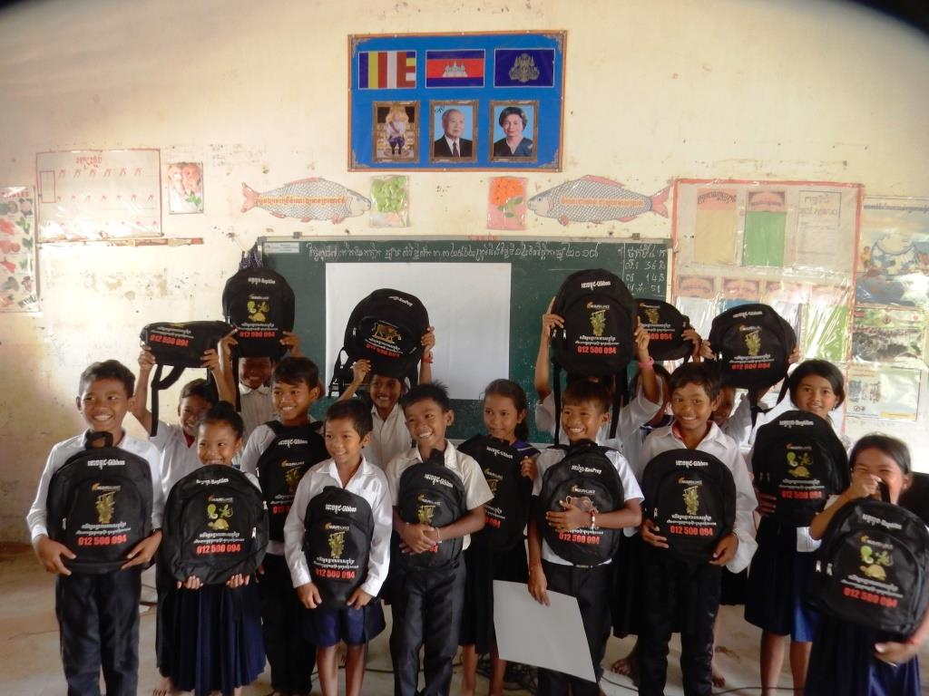 Environment Education activities – November 2018 Tang Por School Mobile Environmental Education