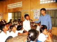 Environment Education activities – November 2018 Trapeang Phnov School  200x150