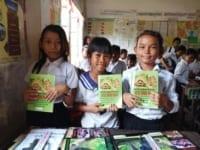 Environment Education activities – November 2018 Trapeang Phnov School Cambodia 200x150