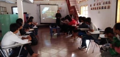 environment education Environment Education Project Activities Forest conservation lessons Siem Reap 2 400x189