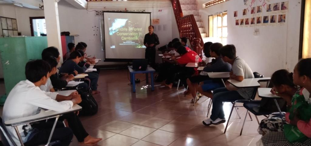 environment education Environment Education Project Activities Forest conservation lessons Siem Reap 2