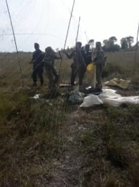 migratory bird hunting in koh kong Migratory Bird Hunting in Koh Kong Illegal bird nets 200x269