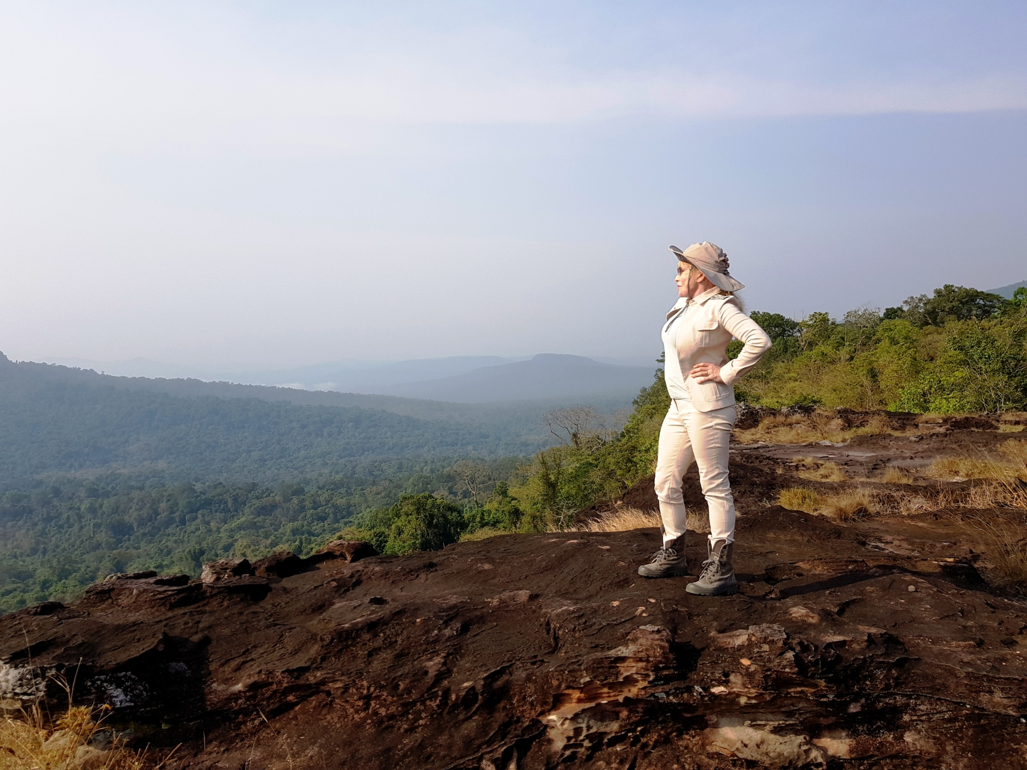 wildlife alliance Wildlife Alliance Founder and CEO, Suwanna Gauntlett visit at Shinta Mani Wild Suwanna Gauntlett Cardamom Mountain