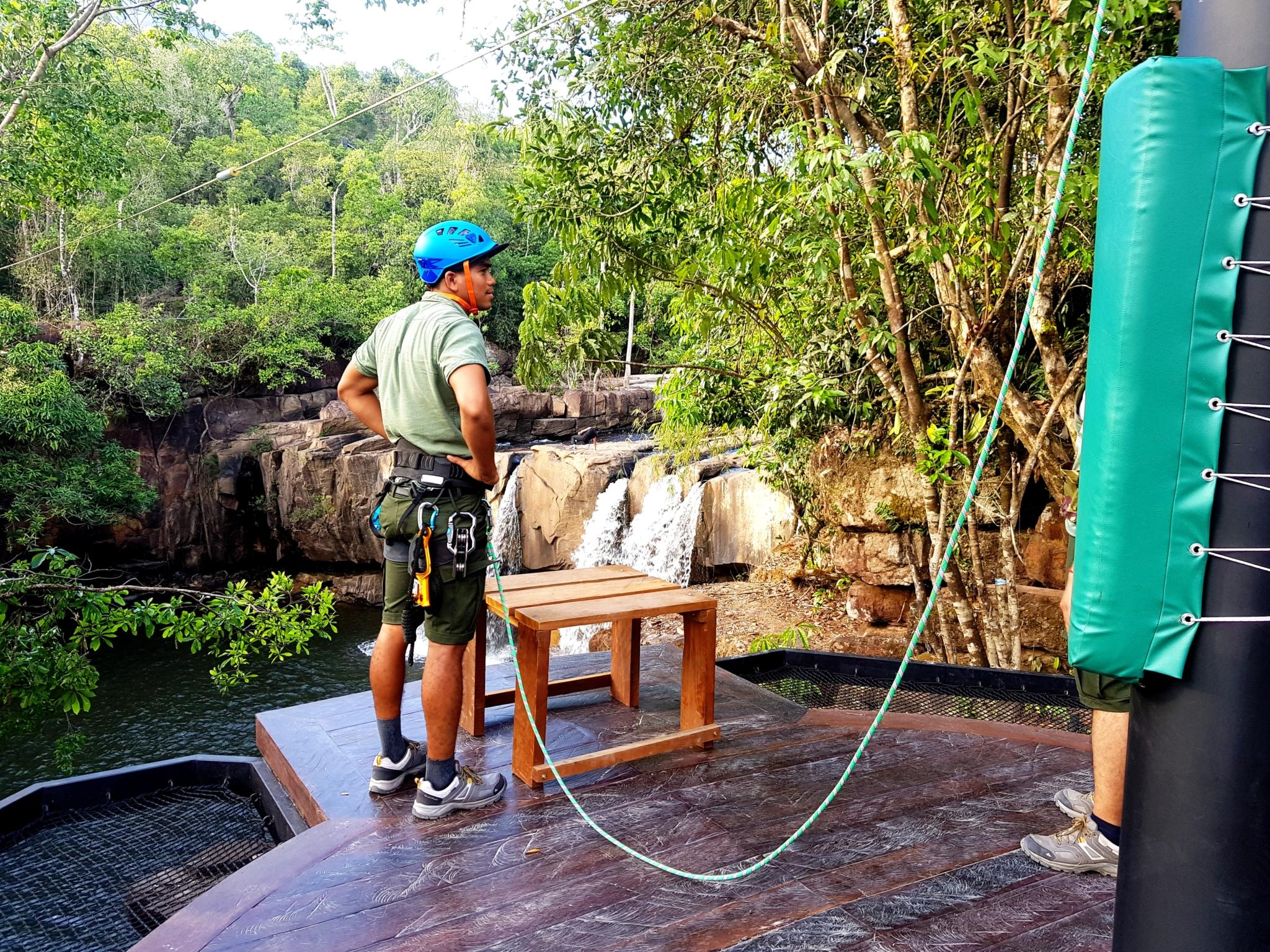 wildlife alliance Wildlife Alliance Founder and CEO, Suwanna Gauntlett visit at Shinta Mani Wild Suwanna Gauntlett visit at Shinta Mani Wild