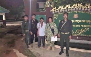 blog Blog Timber dealer arrested Koh Kong prison 320x202