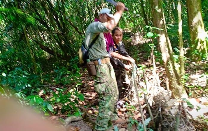 sponsor the siamese crocodile station Sponsor the Siamese Crocodile Station Wildlife Alliance remove snares 700x441