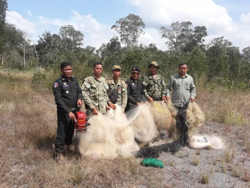 migratory bird hunting in koh kong Annual illegal migratory bird hunt returns to Koh Kong bird hunting in Cambodia 800x600